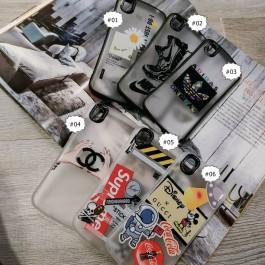 Vivo S1 Pro Slim Waist Design Hybrid Hard PC and Soft TPU Anti-Fall Shock-Proof Protective Phone Case