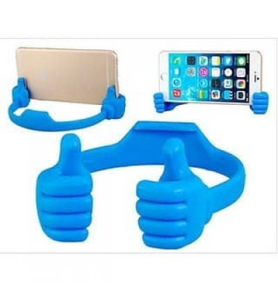 [READY STOCK] OK Thumb Mount Flexible Universal Phone Holder Lazy Stand For Smartphone iPad Tablet