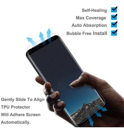 iPhone 6/6S, 6 Plus/6S Plus, 7/8/SE 2020, 7 Plus/8 Plus, iPhone X/XS, XR, XS Max, 11, 11 Pro, 11 Pro Max LITO Nano Slim Full Cover Screen Protector