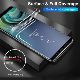[NEW] Redmi Note 6 7 8 9 9S 10S 10 Pro 5G Hydrogel Extreme Shock Eliminator Full Cover Screen Protector Film Like X-One