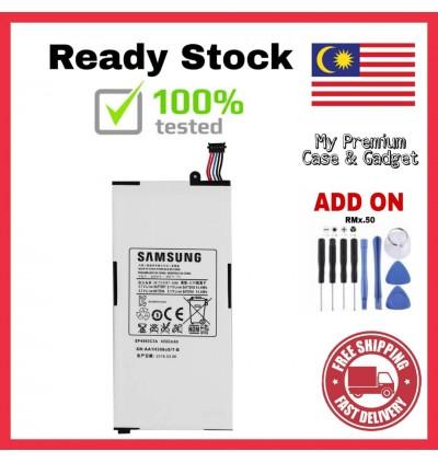 [100% FULL CAPACITY] Battery Samsung Galaxy Tab, Tab 2 10.1, Tab 3 7.0, Tab 3 10.1, Tab 3 Lite 7.0, Tab 3 8.0, Note 10.1 P1000 P3200 P5100 P5200 P7510 T111 T311 N8000 High Quality Replacement Spareparts
