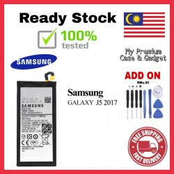 [100% FULL CAPACITY] Battery Samsung Galaxy J1 J2 J3 J4 J5 J6 J7 J8 2015 2016 2017 Pro Plus J100H J120 J200 J300 J310 J330 J415 J500 J510 J530 J600 J615 J700 J710 J730 J810 High Quality Replacement Spareparts