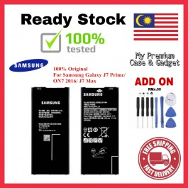 [100% FULL CAPACITY] Battery Samsung Galaxy J1 Ace, J2 Prime, J5 Prime, J7 Prime J110 G532 G570 G610 High Quality Replacement Spareparts