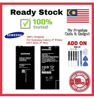 [100% FULL CAPACITY] Battery Samsung Galaxy J1 Ace, J2 Prime, J5 Prime, J7 Prime J110 G532 G570 G610 High Quality Replacement Spareparts