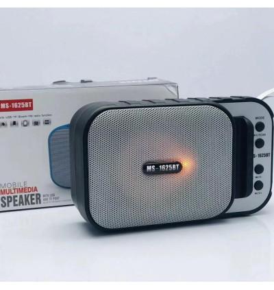 Portable Wireless Speaker MS1625, MS1626, MS1631 Bluetooth With FM radio USB/TF/AUX/BT Mini MP3 Clear Sound Super Bass