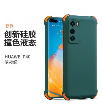 [NEW ARRIVAL] Oppo A54, C21 Liquid Soft Edge CANDY Silicon Four-corner TPU Case Cover