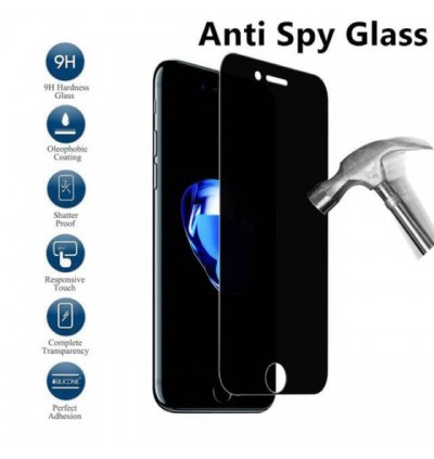 [PRIVACY] Lenovo K5 Plus/K5+/A6020  Anti Spy Full Glue 9H Hardness 2.5D Tempered Glass