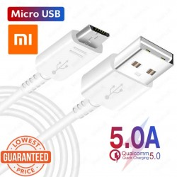 Xiaomi Mi 5A Super Flash Fast Charging & Quick Data Sync Android USB Cable Like Turbo Charge 1 Meter
