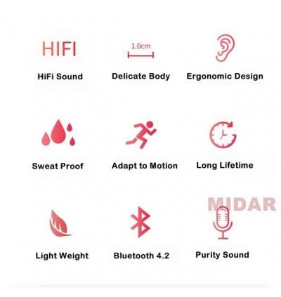 【READY STOCK】Bluetooth 5.0 Sport/Gaming Earphone Wireless Stereo Headset Neckband Headphone