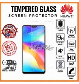 Huawei Y3, Y3ii, Y5, Y5 2019, Y5ii,Y5 Prime, Y6, Y6ii, Y6 (2018), Y7 Prime, Y7 Pro, Y9 2019, Y9 Prime, Y Max Premium Clear HD Full Glue Tempered Glass