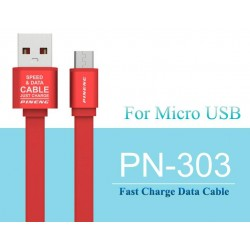 PINENG PN303 High Speed & Data Fast Charging High Quality Micro Cable