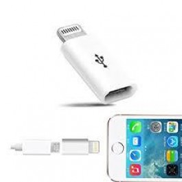 Converter High Quality Micro USB Convert To Type-C/iOS Lightning Adapter