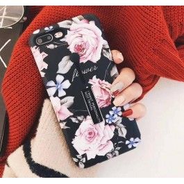 iPhone 6/6S Ring Holder Kickstand Hard Case