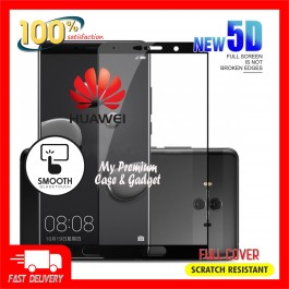 Huawei Mate 10, Mate 20, Mate 20 Pro 5D Full Cover 9H Hardness Tempered Glass