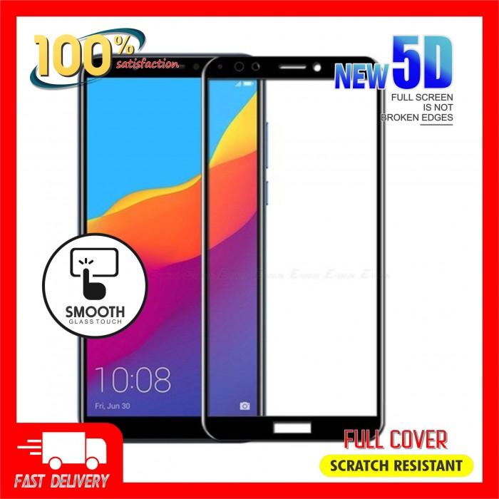 5D Full Cover 9H Hardness Tempered Glass Huawei Nova Series