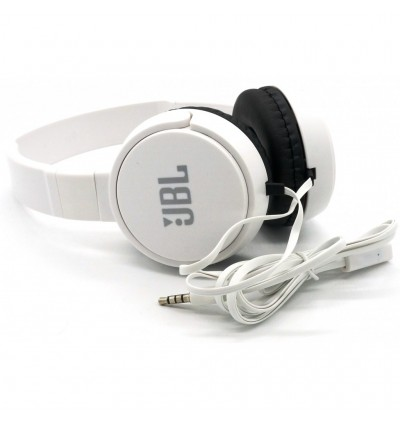 JBL J-08 Harman Stereo Headphones Extra Bass With Mic