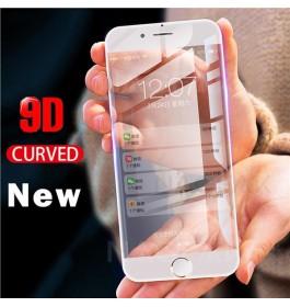 iPhone 6/6S, 6 Plus/6S Plus, 7/8, 7 Plus/8 Plus, X 9D Full Cover Tempered Glass