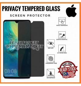 [PRIVACY] iPhone 4/4S, 5/5S/5C/SE, 6/6S, 6 Plus/6S Plus, 7/8, 7 Plus/8 Plus, X/XS, XR Anti Spy Full Glue 9H Hardness Tempered Glass
