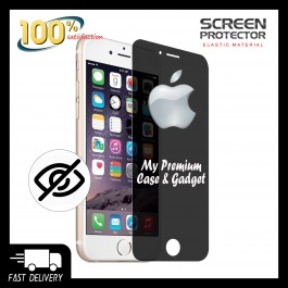 iPhone 4/4S, 5/5S/5C/SE, 6/6S, 6 Plus/6S Plus, 7/8, 7 Plus/8 Plus, X/XS, XR Privacy Tempered Glass
