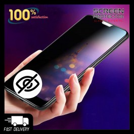 Huawei P9, P9 Lite, P10, P10 Lite, P10 Plus, P20, P20 Pro Privacy Tempered Glass
