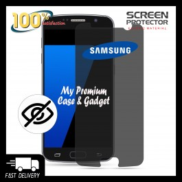 Samsung Galaxy A3/A5/A7 2015/2016/2017, A8/A8 Plus 2018 Privacy Tempered Glass