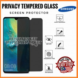 [PRIVACY] Samsung Galaxy A3/A5/A7 2015/2016/2017, A8/A8 Plus 2018  Anti Spy Full Glue 9H Hardness Tempered Glass