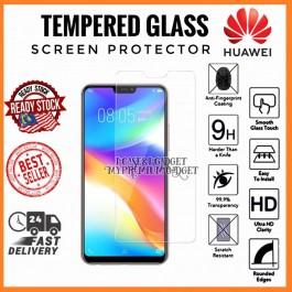 Huawei Honor 7, 7S, 7X, 8, 8C, 8 Plus, 9 Lite, 10, Play Clear HD Full Glue Tempred Glass