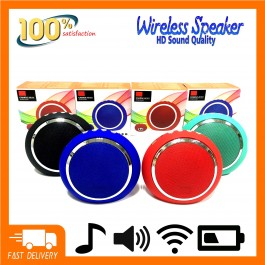 Azexi Smart Bluetooth Speaker Wireless Music Player Radio AK101 Extra Bass