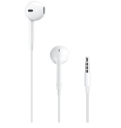 Original Equipment Manufacturer Apple iPhone Earphone With 3.5 mm Headphone Plug