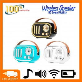 HOCO BS16 Classic Voice Reminder Wireless Bluetooth Speaker