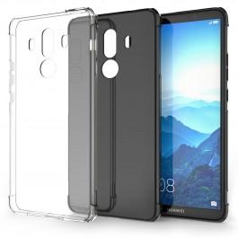Huawei Mate 9, Mate 9 Pro, Mate 10, Mate 10 Pro Crystal Clear TPU Transparent Case