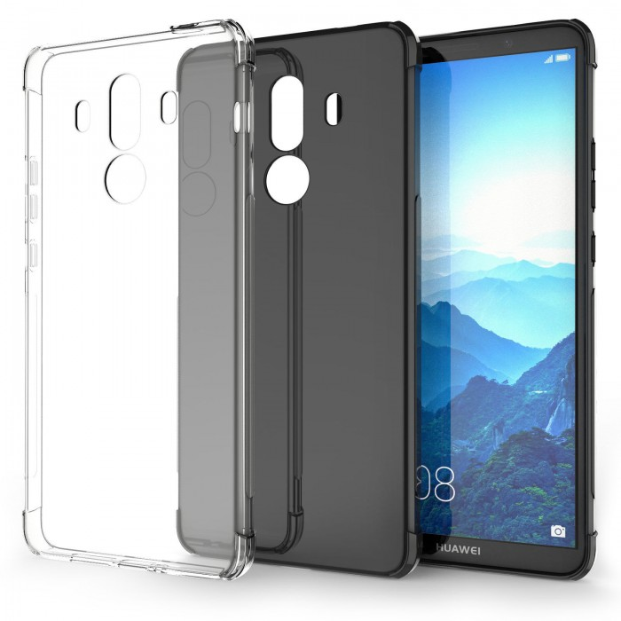new arrival 279f4 f8cfb Ultra Slim TPU Soft Silicone Case for Huawei Mate Models | Mdex ...