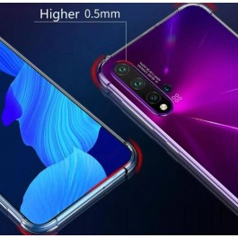 Huawei Nova Lite, Nova 2 Lite, Nova 2i, Nova 3, Nova 3e, Nova 3i, Nova 5T, Nova 7i, Nova 7se TPU Transparent Anti Shockproof Silicone Airbag Case