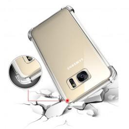 Samsung Galaxy A5/A7 2016, A5/A7 2017, A6/A6 Plus/A8/A8 Plus 2018, C9 Pro Crystal Clear TPU Transparent Case