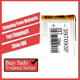 Battery for China Phone Tablet Pad Q88