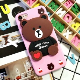 Oppo A3S A37 A71 F9 New 3D Cartoon Soft Silicone Case