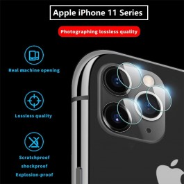 iPhone 6/6S, 6 Plus/6S Plus, 7/8/SE 2020, 7 Plus/8 Plus, X/XS, XR, XS Max, 11, 11 Pro, 11 Pro Max, 12 Pro, 12 Pro Max Back Rear Camera Lens Full Cover Glue Clear HD Tempered Glass Protector