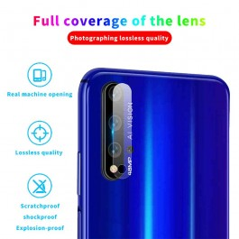 Huawei Nova 2i,3, 3i, 4, 5T 7i HD Back Rear Camera Lens Full Glue Clear Tempered Glass