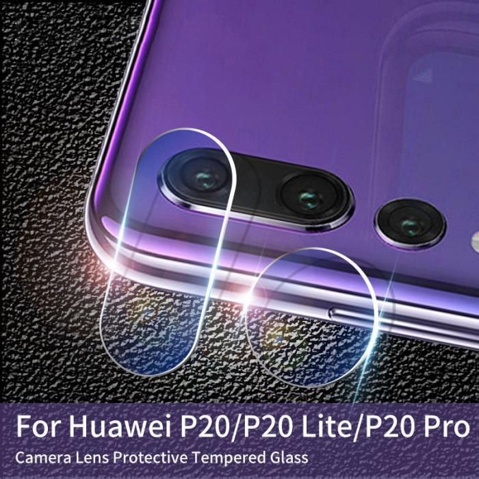 Huawei P20 Pro Tempered Glass Back Rear Camera Lens Cover
