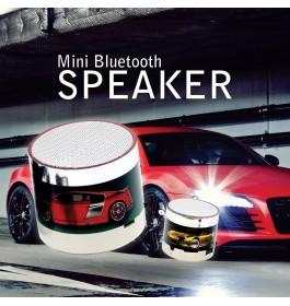 Sports Car Mini Speaker Music Sound Box S70U With Wireless Bluetooth