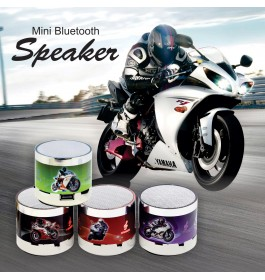 Sports Motorbike Mini Speaker Music Sound Box S72U With Wireless Bluetooth