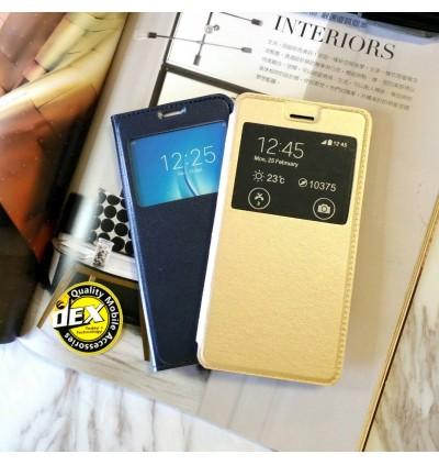 Huawei Y5, Y7 Pro, Y9 2019, Y9S S View Window Notification Leather Design Flip Case Cover