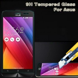 Asus Zenfone 3 Deluxe 5.7/Max 5.5/Laser, 4 Max 5.2/Max Pro/Selfie Pro Tempered Glass Clear