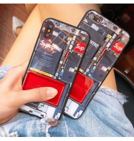 iPhone 6 Plus,6S Plus,7,8 Supreme Battery Cover Design Case