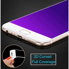 Samsung Galaxy J5 Prime, J7 Prime Anti Blue Ray Full Cover Tempered Glass