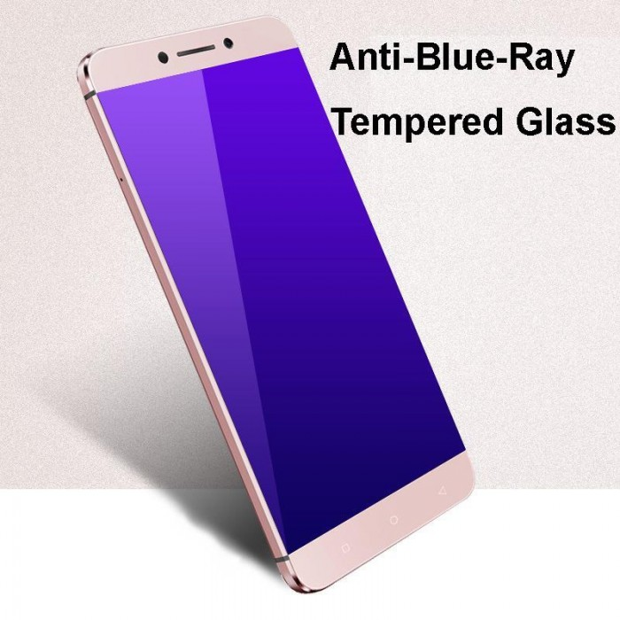 Anti Blue Ray Full Cover Tempered Glass for Vivo Y Series