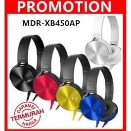 JBL MDR-XB450AP Headphone EXTRA BASS Stereo