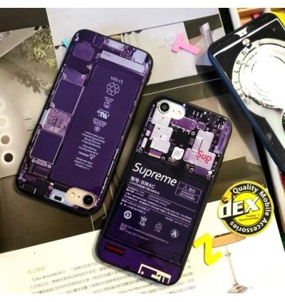 Huawei Y5 Prime ,Y6 2018 Supreme Battery Cover Design Case