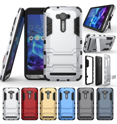 Asus Zenfone 3 ZE520, Zenfone 3 5.5 ZE552 Transformer Armor Shockproof Rugged Case