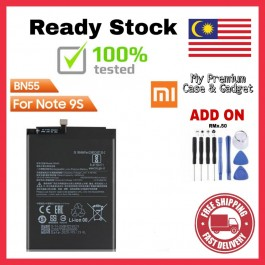 [100% FULL CAPACITY] Battery Redmi Note 2, 3, 4, 4X, 5, 5A/A1, 6, 6 Pro, 7/7 Pro, 8/8 Pro, 9S BM42 BM45 BM46 BM4J BN31 BN4A BN41 BN43 BN46 BN48 BN55 High Quality Replacement Spareparts
